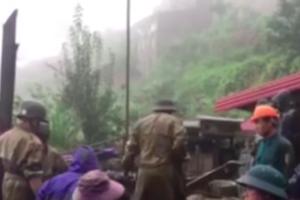 Lai Châu: Kiên quyết không để người dân vớt củi khi mưa lũ