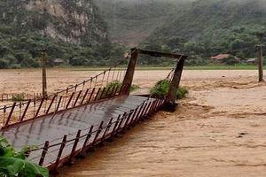 6 người chết, 5 người mất tích do mưa lũ ở Lai Châu