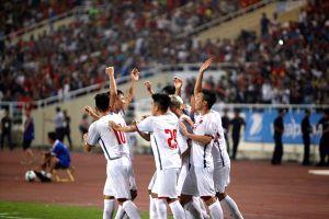 Tuyệt phẩm của Văn Hậu giúp U23 Việt Nam vô địch sớm giải Tứ hùng U23