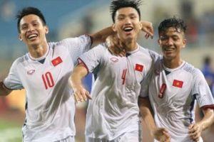 Văn Hậu lập siêu phẩm, U23 Việt Nam thắng tối thiểu trước U23 Oman