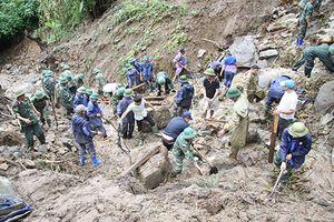 Lai Châu 11 người chết và mất tích, lại sắp xuất hiện đợt lũ mới