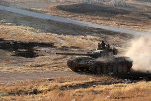Quân Assad được dâng nộp chiến lợi phẩm 'khủng'