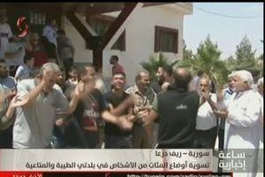 Syria: Hơn 500 người ở đông nam Daraa được chính phủ ân xá