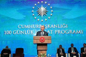Thổ Nhĩ Kỳ - Mỹ, căng thẳng gia tăng