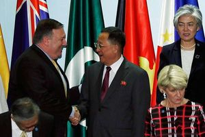 Mỹ mang 'đá thử vàng' đến ASEAN