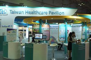 'Ngày hội Y tế Đài Loan' quy tụ 12 đơn vị chăm sóc sức khỏe danh tiếng