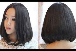 Bất ngờ 5 kiểu tóc đen khiến chị em trẻ ra chục tuổi