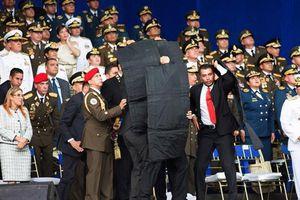 Venezuela bắt giữ nhiều người sau vụ mưu sát tổng thống