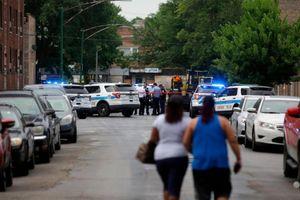 Ngày Chủ nhật bạo lực tại Chicago, Mỹ