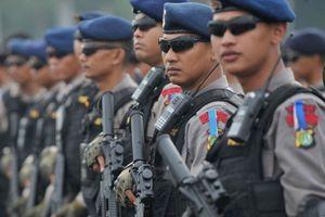 Indonesia bắt giữ hai kẻ khủng bố trước thềm ASIAD 2018