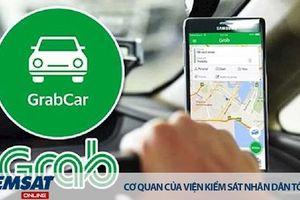 Xe Grab không phải là taxi, không phải 'gắn mào'