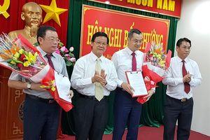 Phú Yên có Phó Bí thư Tỉnh ủy mới