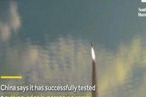 TQ thử tên lửa nhanh gấp 6 lần âm thanh, có thể mang đầu đạn hạt nhân