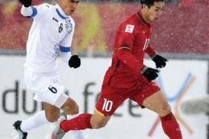 Link xem trực tiếp U23 Việt Nam vs U23 Uzbekistan