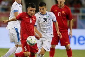 Văn Đức lập công, U23 Việt Nam hòa U23 Uzbekistan