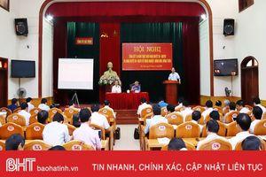 Nghị quyết 26-NQ/TW tạo nên cuộc cách mạng sâu rộng về nông nghiệp, nông thôn ở Hà Tĩnh