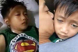 Bé trai 6 tuổi bị co giật 'không có cách chữa' vì dùng điện thoại 9 tiếng/ngày