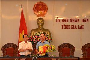 Nhân sự mới tại Hải Phòng, Bắc Ninh, Gia Lai, Hà Tĩnh và Sơn La