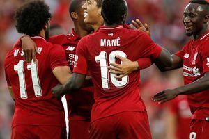 Hàng công khủng lên tiếng, Liverpool thắng dễ Torino