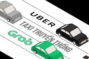 Grab không phải gắn mào 'taxi điện tử' nhưng cần đưa vào một tổ chức để quản lý