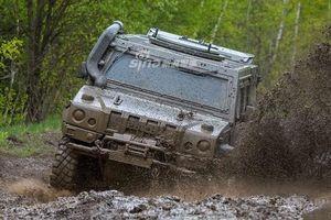 Ngạc nhiên lai lịch xe bọc thép NATO trong biên chế quân đội Nga