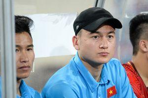 Văn Lâm lên tiếng sau bị loại tức tưởi khỏi Olympic Việt Nam