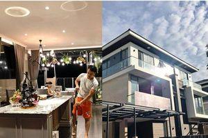 Choáng ngợp với cuộc sống sang chảnh của Cao Thái Sơn trong căn villa đẹp như hoàng cung