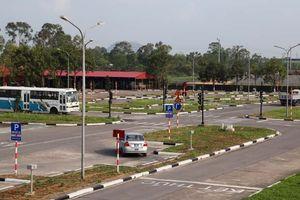 Trường Trung cấp nghề Giao thông – Vận tải đào tạo, cấp 14.008 giấy phép lái xe