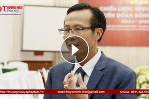 Nhà báo Lương Hoàng Hưng công bố đề án tranh cử ứng viên VFF