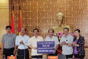 Bộ GTVT chung tay Lai Châu, Lào Cai khắc phục thiệt hại mưa lũ
