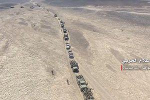 Quân đội Syria mở rộng cuộc tấn công diệt IS ở Sweida