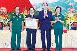 Phát huy bản chất tốt đẹp, truyền thống Bộ đội Cụ Hồ trên mặt trận kinh tế