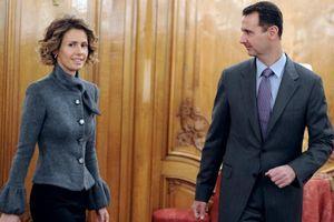 Đệ nhất phu nhân Syria mắc bạo bệnh