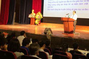 Hà Nội: Chất lượng giáo dục toàn diện, giáo dục mũi nhọn đạt kết quả xuất sắc