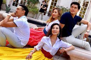 Dương Tử Quỳnh: Nữ đại gia quyền lực trong phim nhà siêu giàu châu Á