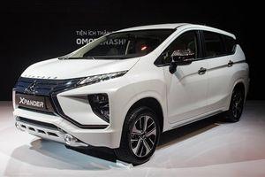 Mitsubishi gây sốc với xe 7 chỗ Xpander 2018 giá rẻ
