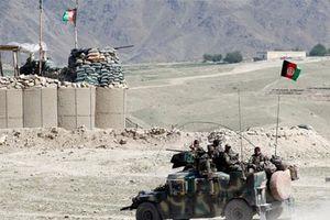 Afghanistan đánh bật phiến quân Taliban khỏi thành phố Ghazni