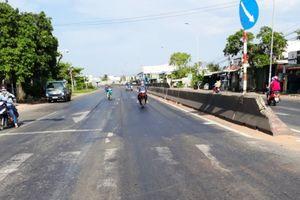 Bao giờ khắc phục xong hư hỏng trên QL1 qua Bình Thuận?