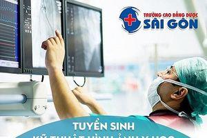 Tuyển sinh Văn bằng 2 Cao đẳng Kỹ thuật hình ảnh Y học TPHCM năm 2018