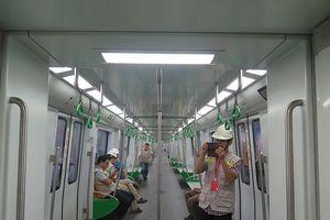 Tự ý đưa người không liên quan trải nghiệm tàu đường sắt Cát Linh - Hà Đông, Tổng thầu bị phê bình