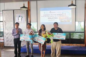3 startup Việt được tuyển chọn đi Malaysia trong chương trình Runway To the World