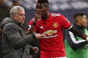 Pogba lần đầu tiết lộ về xích mích với HLV Mourinho