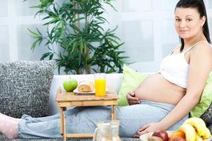 Những thực phẩm mẹ bầu nên ăn trong 3 tháng cuối để dễ sinh