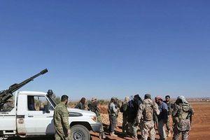 Syria: Quân đội Thổ Nhĩ Kỳ bất ngờ xung đột với FSA ở Idlib