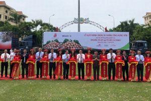 Phó Thủ tướng Vương Đình Huệ và Lãnh đạo Bộ Công Thương tham dự và chỉ đạo Hội nghị xúc tiến thương mại nhãn và nông sản tỉnh Hưng Yên năm 2018
