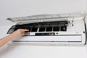 Mẹo vệ sinh máy điều hòa tại nhà