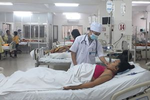 Sản phụ bị sản giật vỡ gan, suy gan suy thận cấp được cứu sống