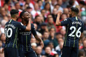 Đánh bại Arsenal ngay tại Emirates, ĐKVĐ Man City khởi đầu thuận lợi