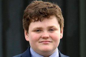 Cậu bé 14 tuổi quyết tâm tranh cử vị trí thống đốc bang tại Mỹ