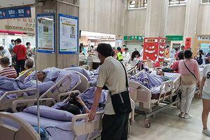 Cháy bệnh viện Đài Loan, 9 người chết